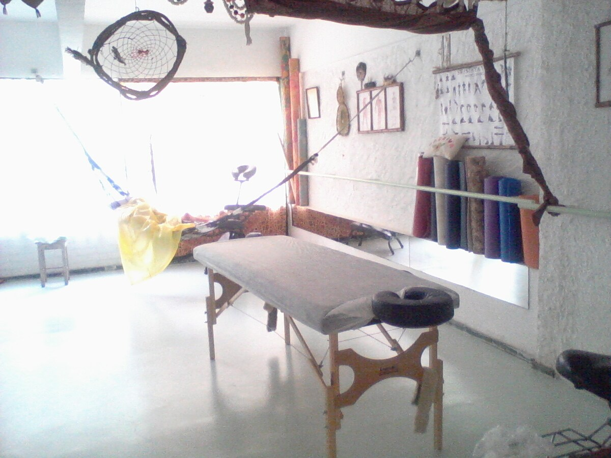 Workshop/Ballet/Yoga/Pilates studio