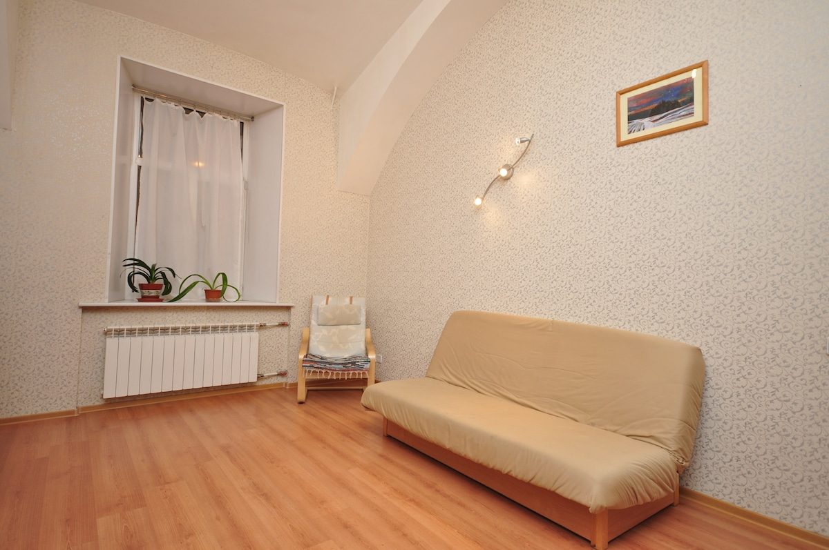 2-Room Apartment in the City Center