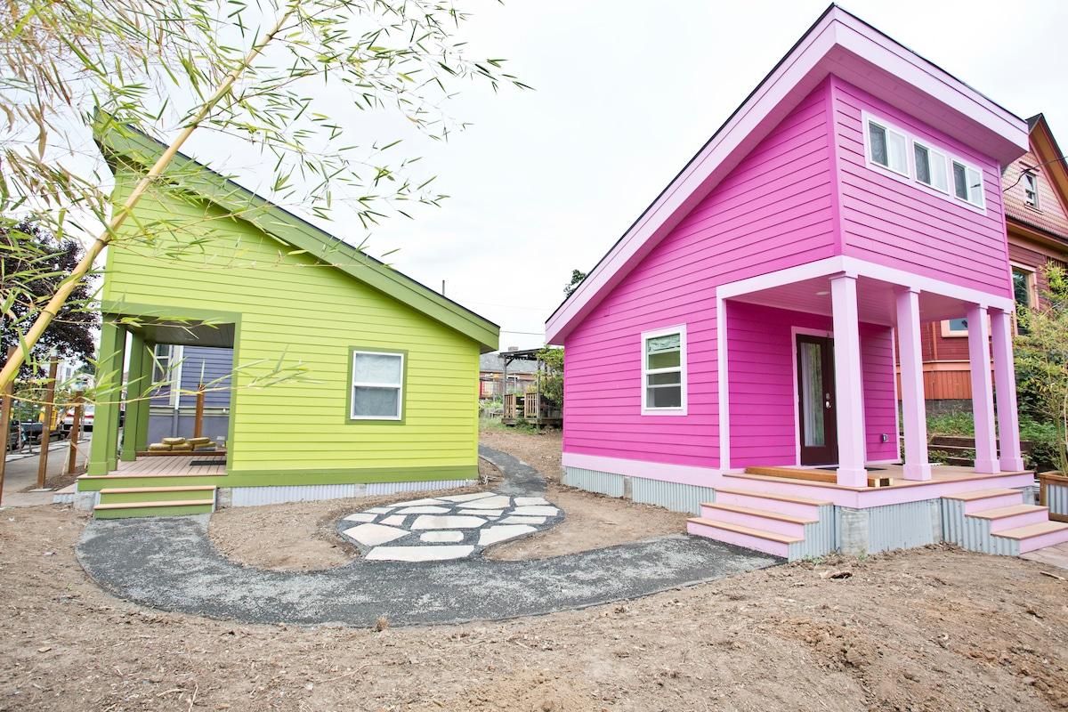 Little Pink House off Mississippi