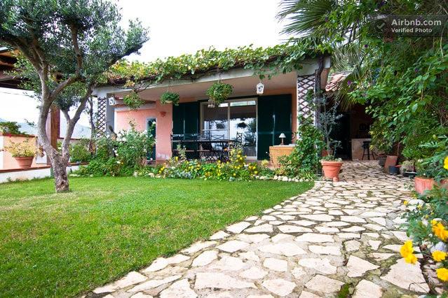 Villa la Camargue - Gaeta - Italy