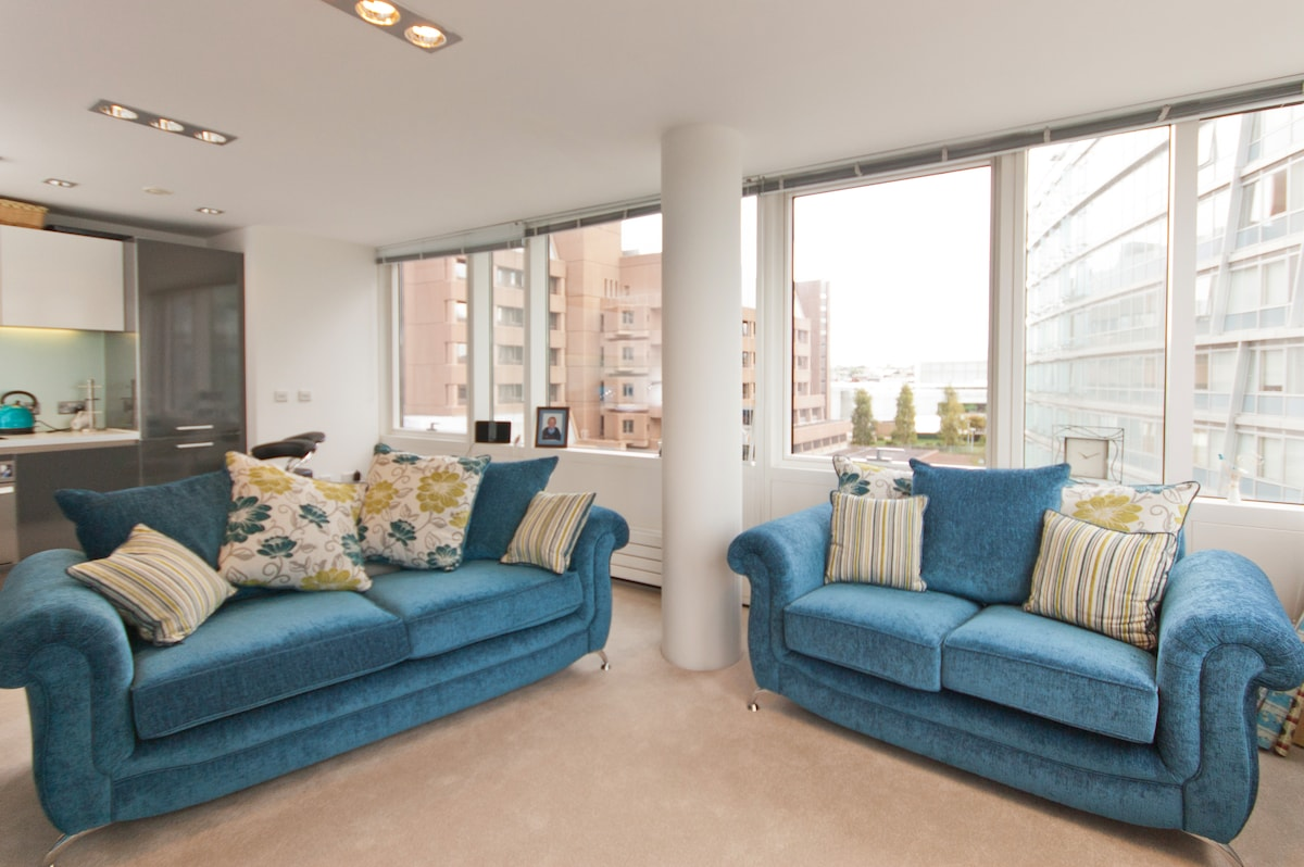 Nice comfortable lounge