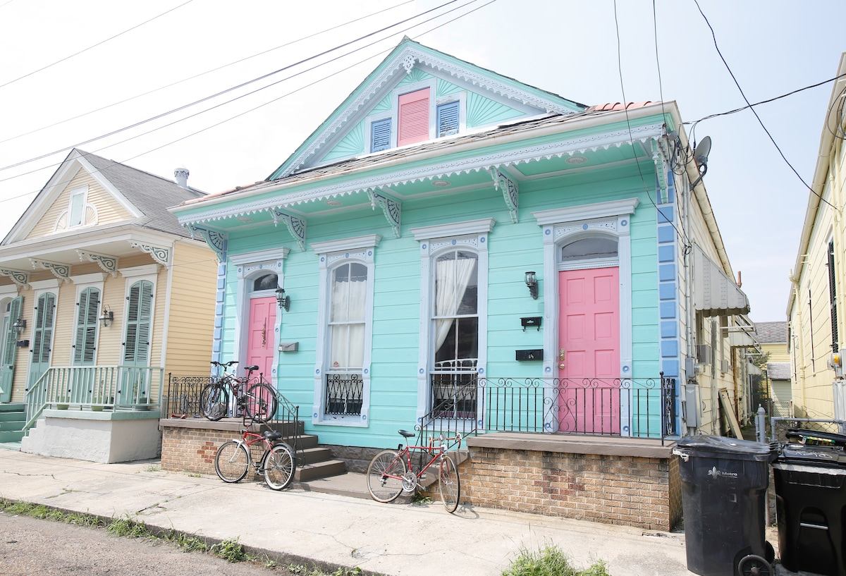 fun bywater house for mixed groups