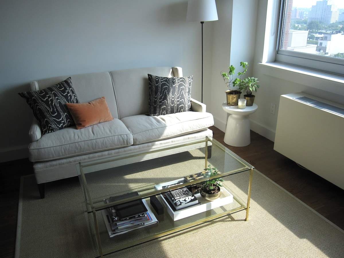 Modern Brooklyn Studio