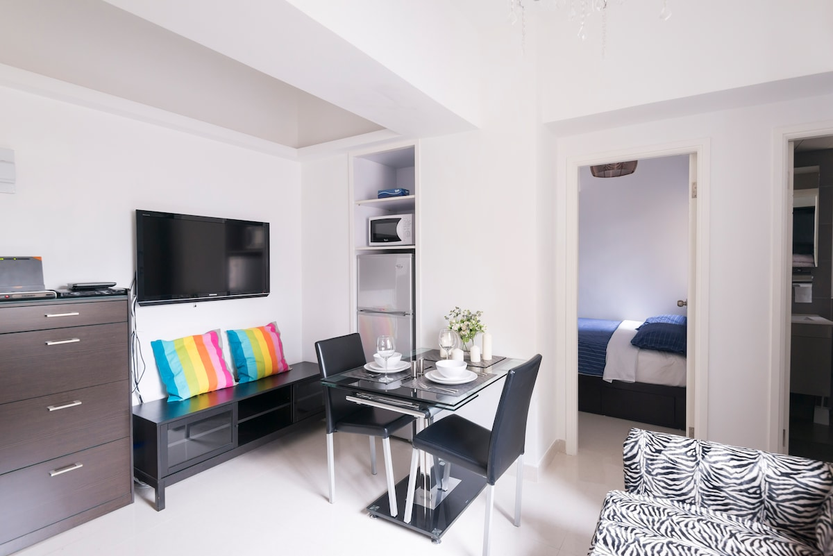 2BR Service Apartment Open View
