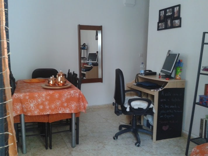 dinning room and office