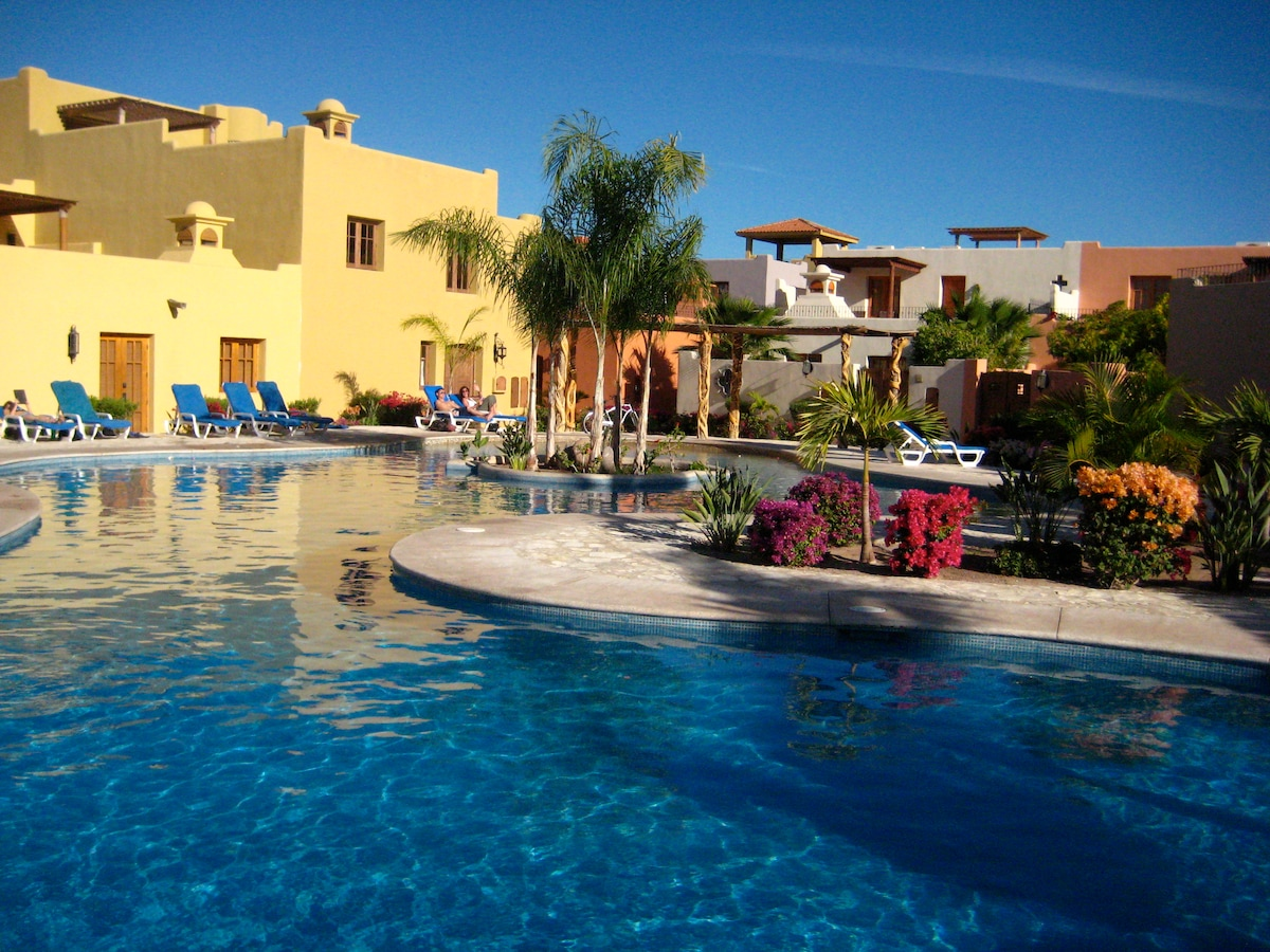 One of our three luxurious community pools.