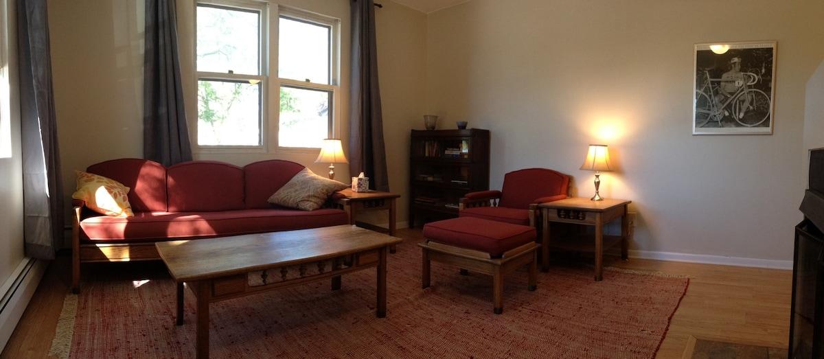 Beautiful 1 bedroom Apartment