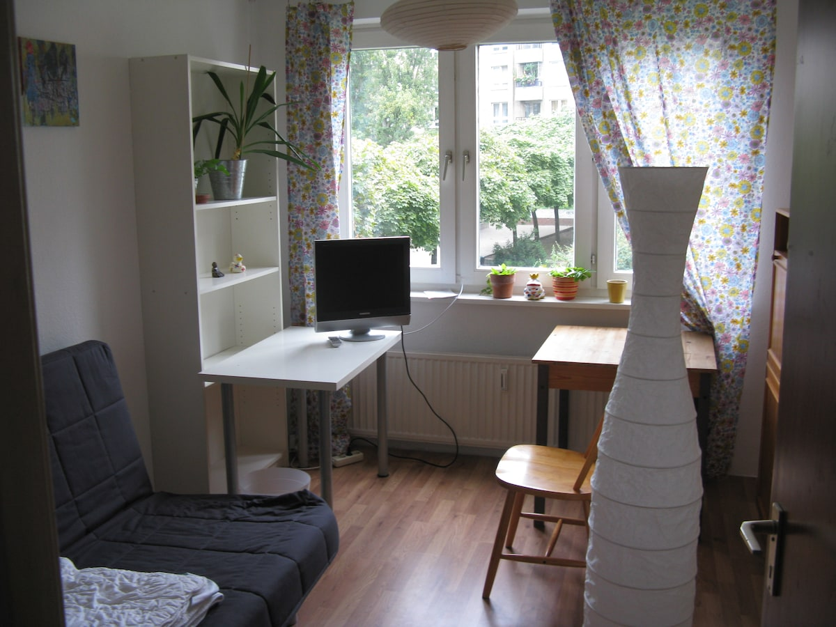 cute room in Berlin for 1-2 people