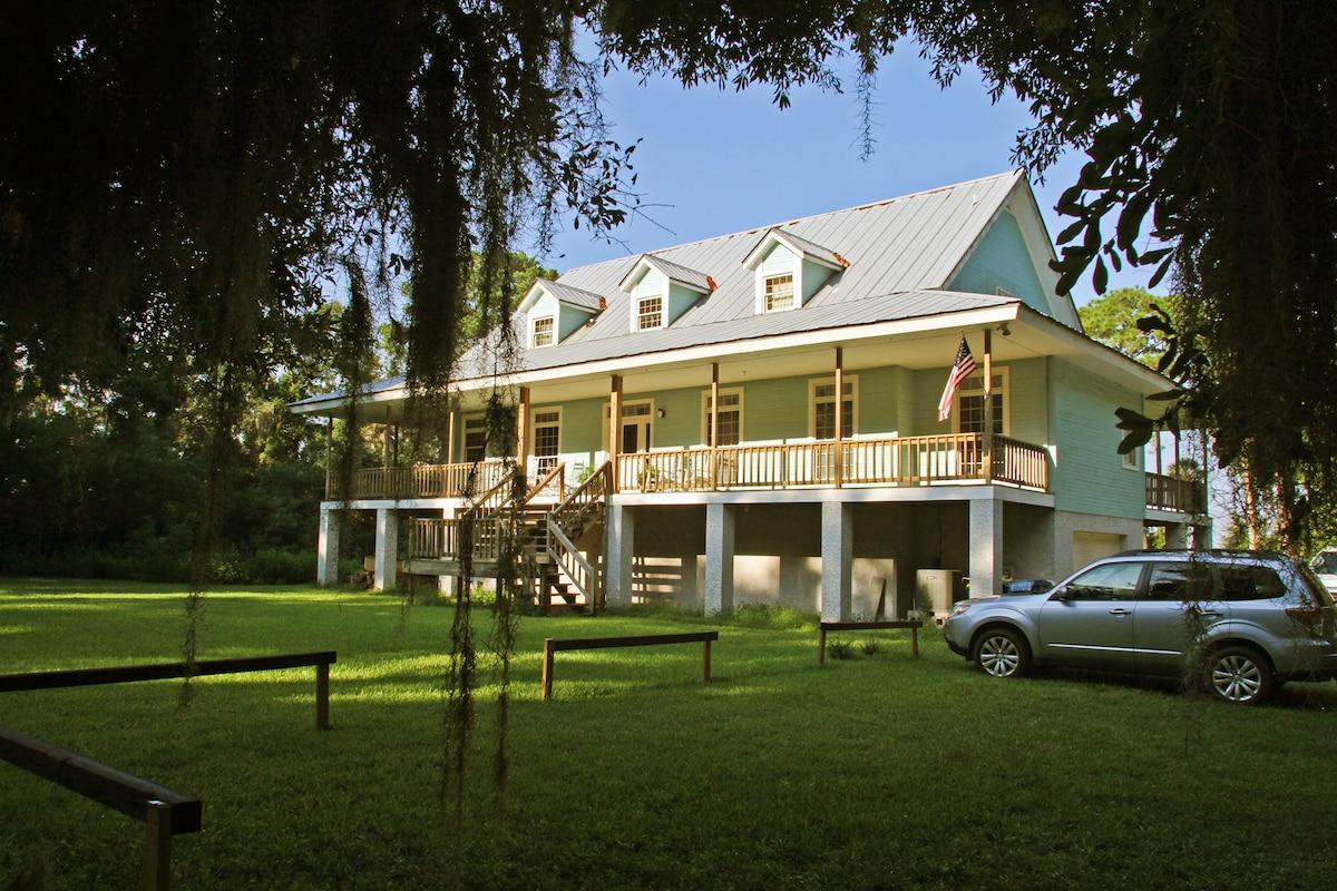 Island Home-Jacksonville/Amelia, FL