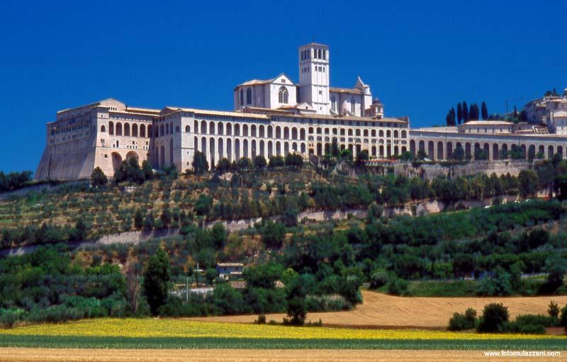 LA CASINA Assisi holiday apartment