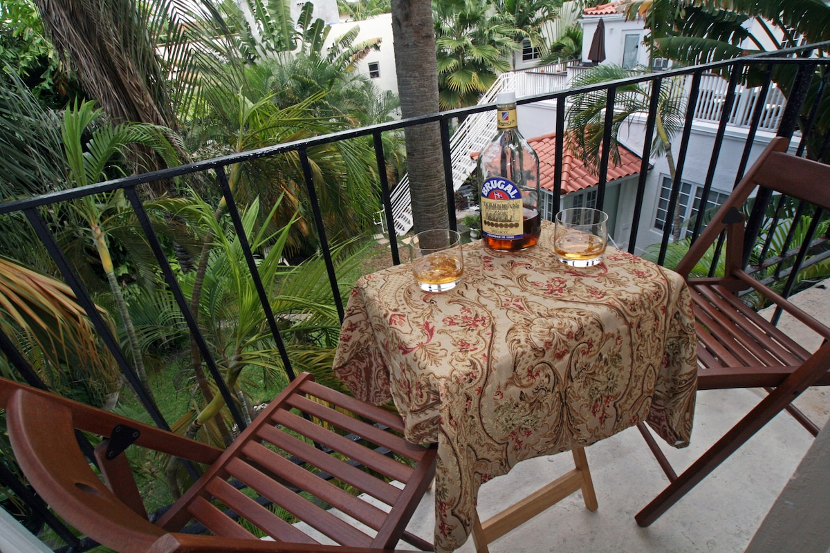 Imagine yourself sitting here in PARADISE. Sipping some whiskey or rum, listening to the breeze pass through the Palm Trees.