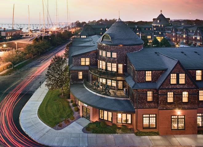 Newport 2br - Long Wharf Resort