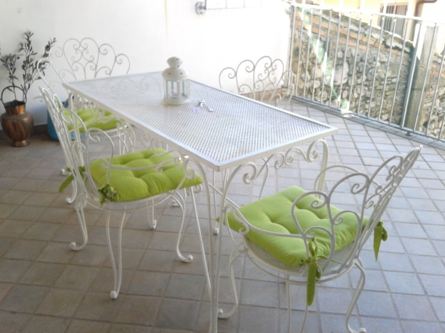 enjoy your relax moments in my terrace...