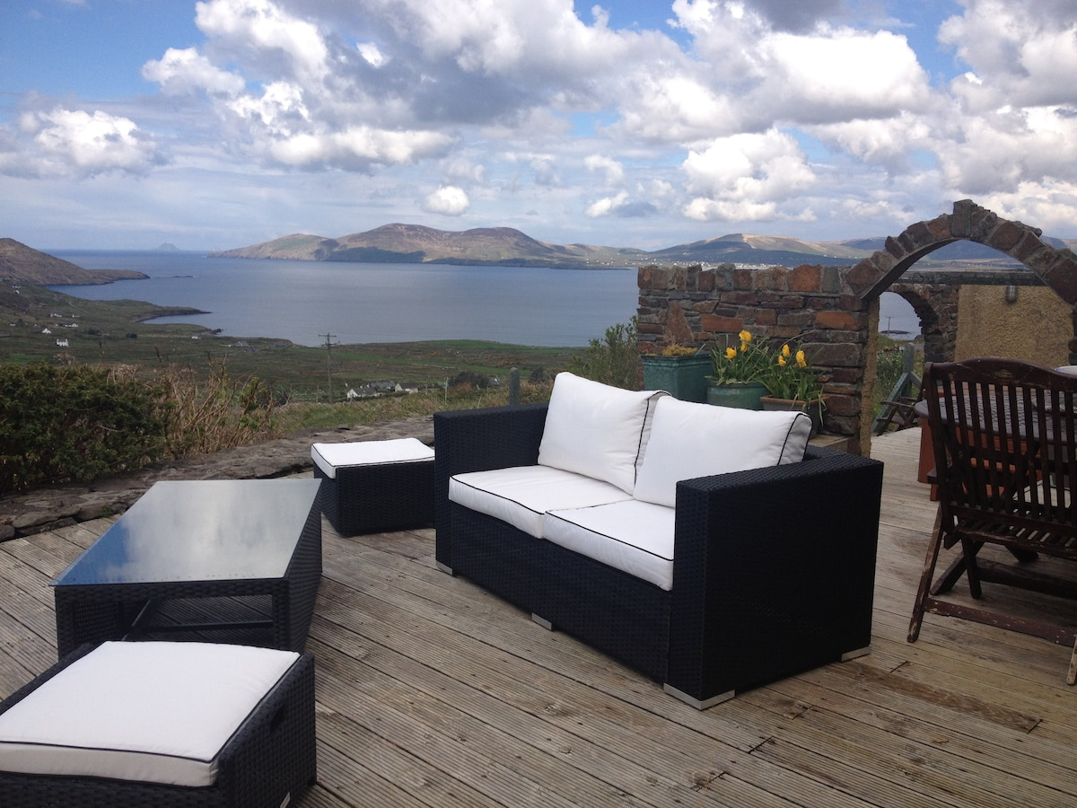Skellig Rest -  Ocean View Cottage