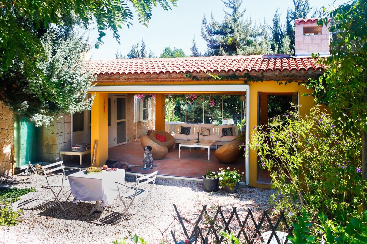 Private Vineyard Villa