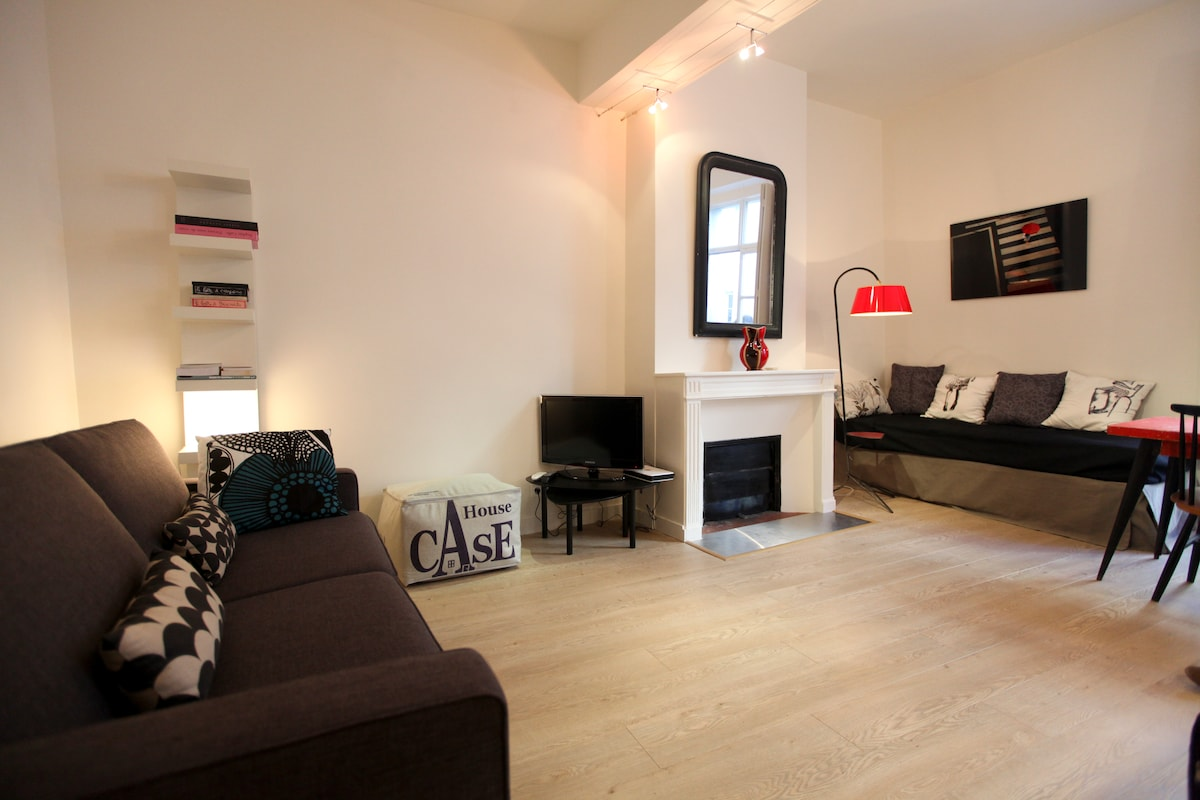 Charming flat - Heart of Marais