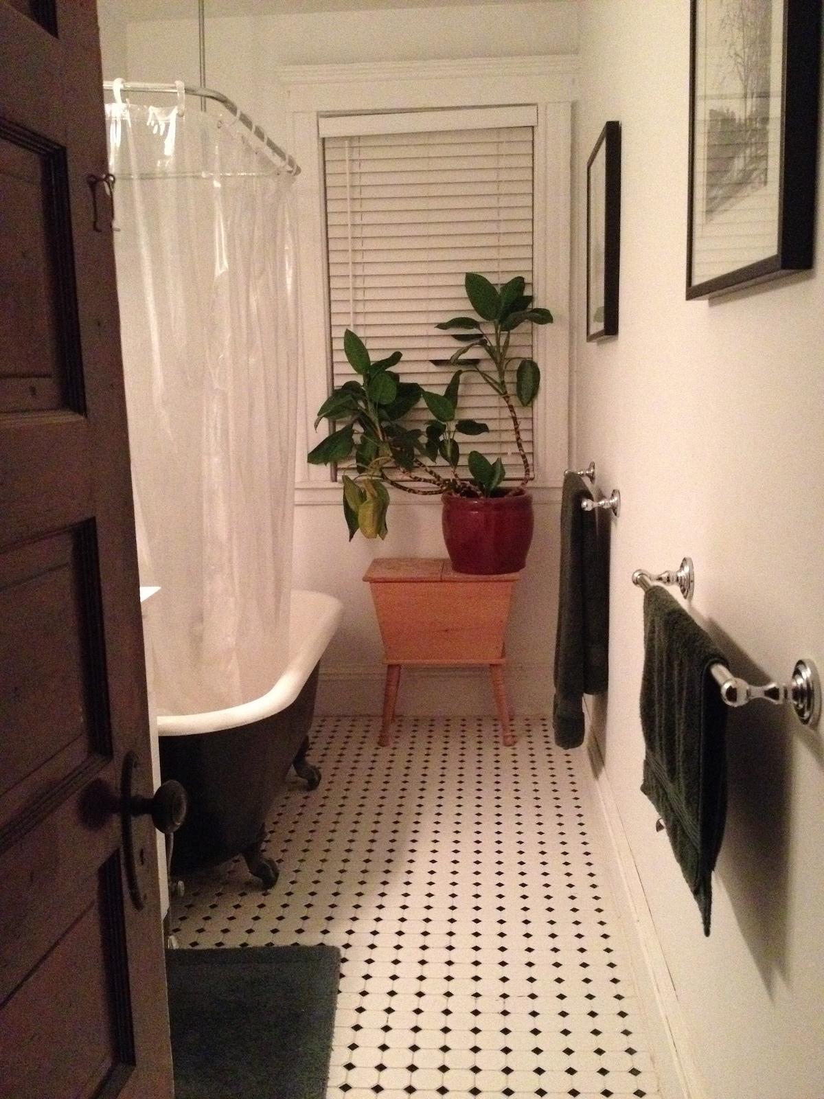 Private room in Boston