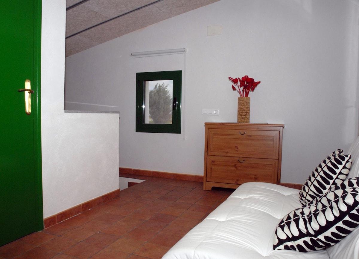 Alquilo casa en el Delta del Ebro