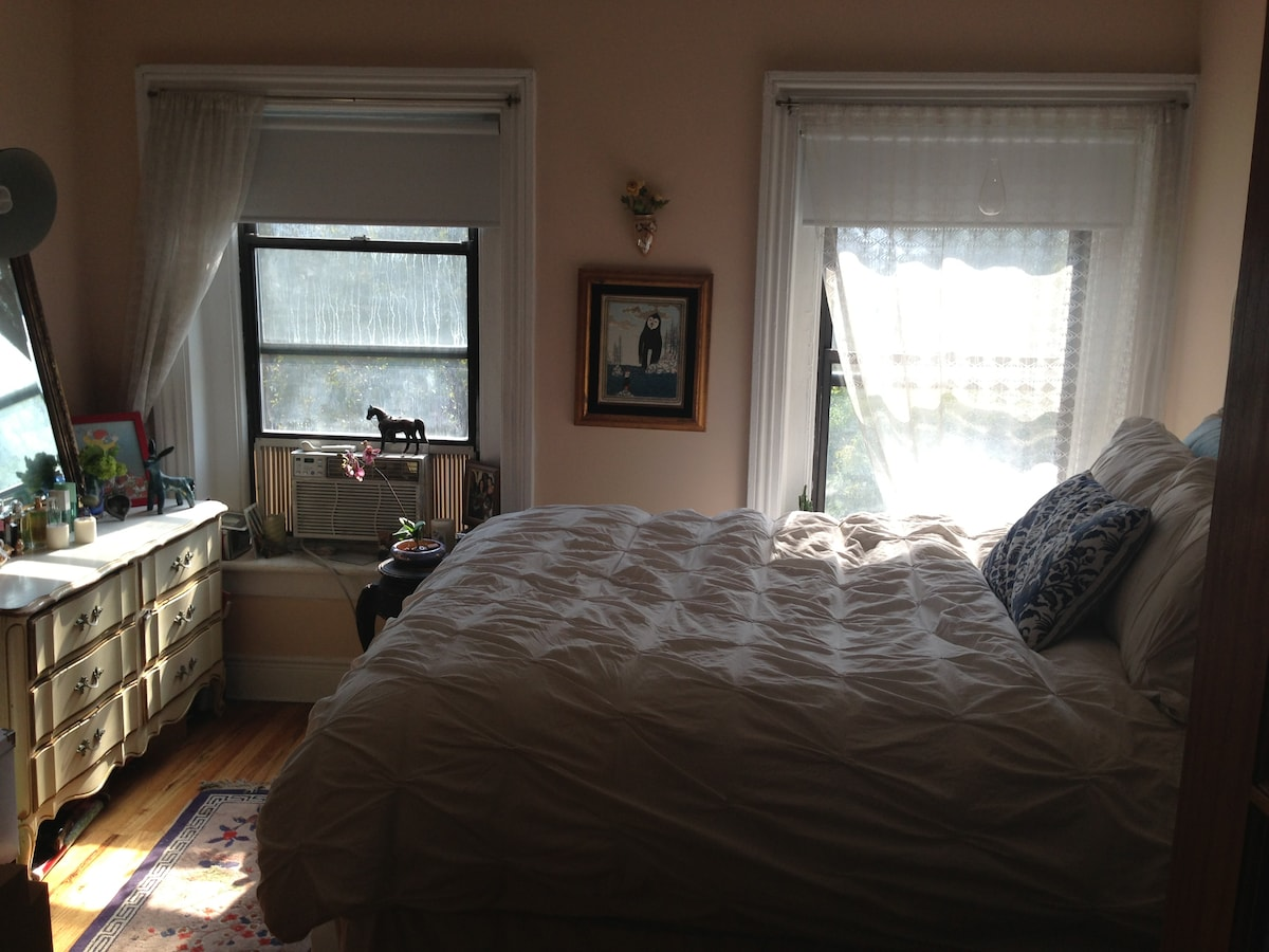 Sunny Private Room in Brooklyn