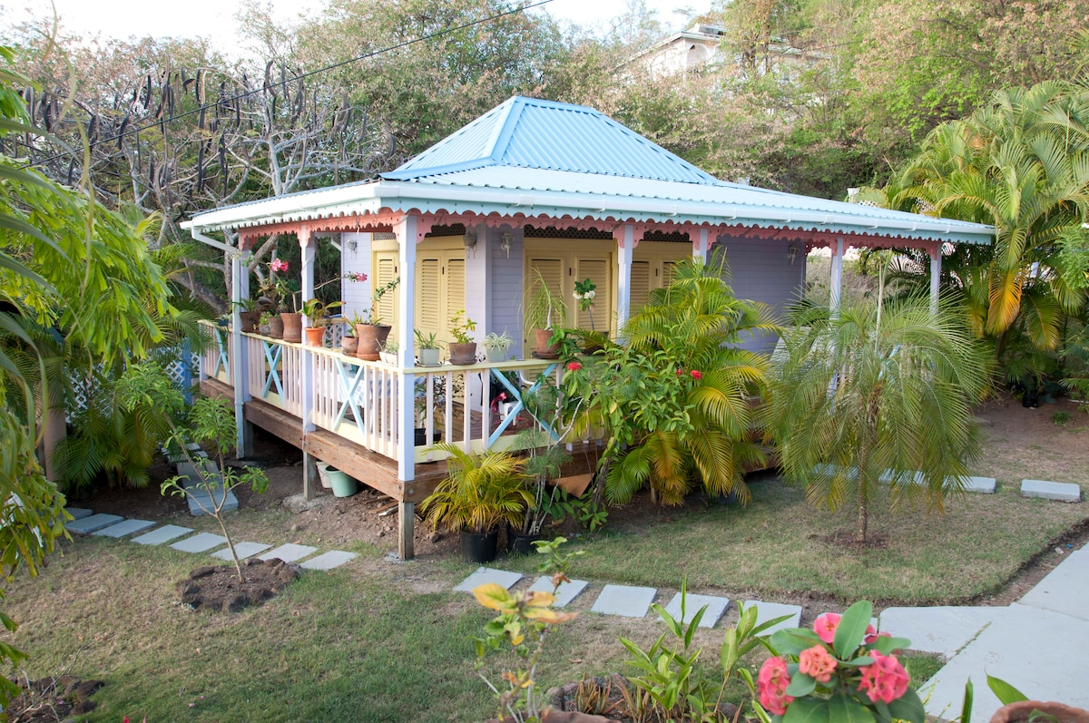 """Creole House"" of Villa Caribbean Dream"