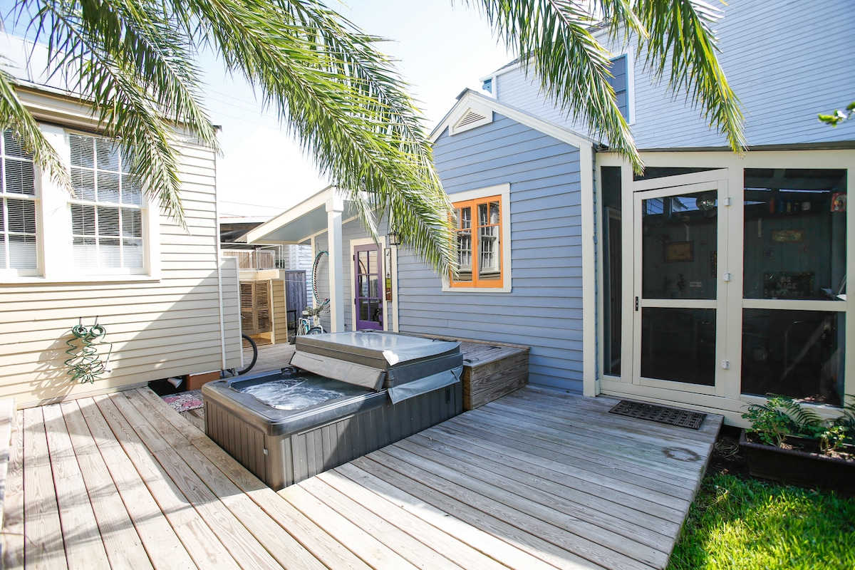 Tropical Private Home in Bywater