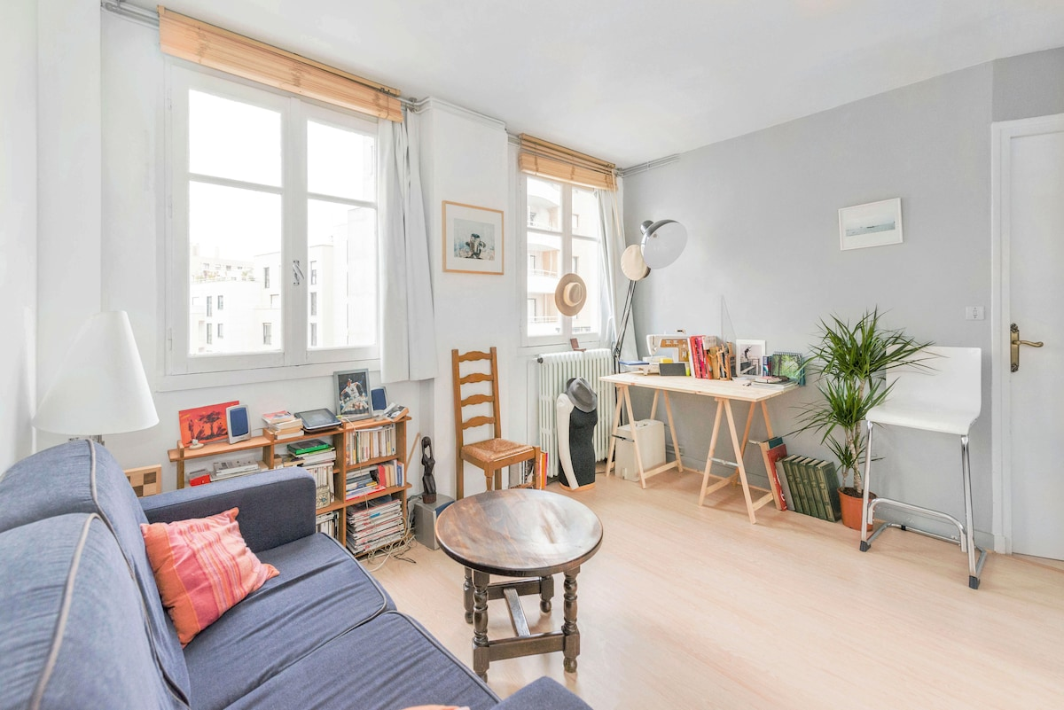 Lovely apartment close to canal !!!