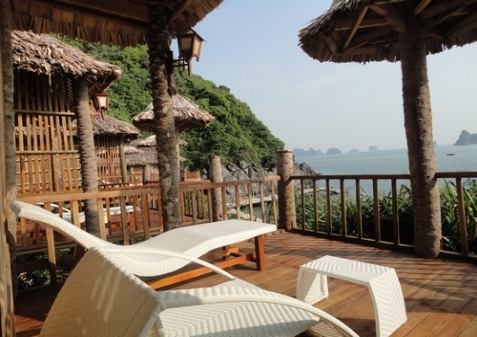 Suite Bungalow with great sea view