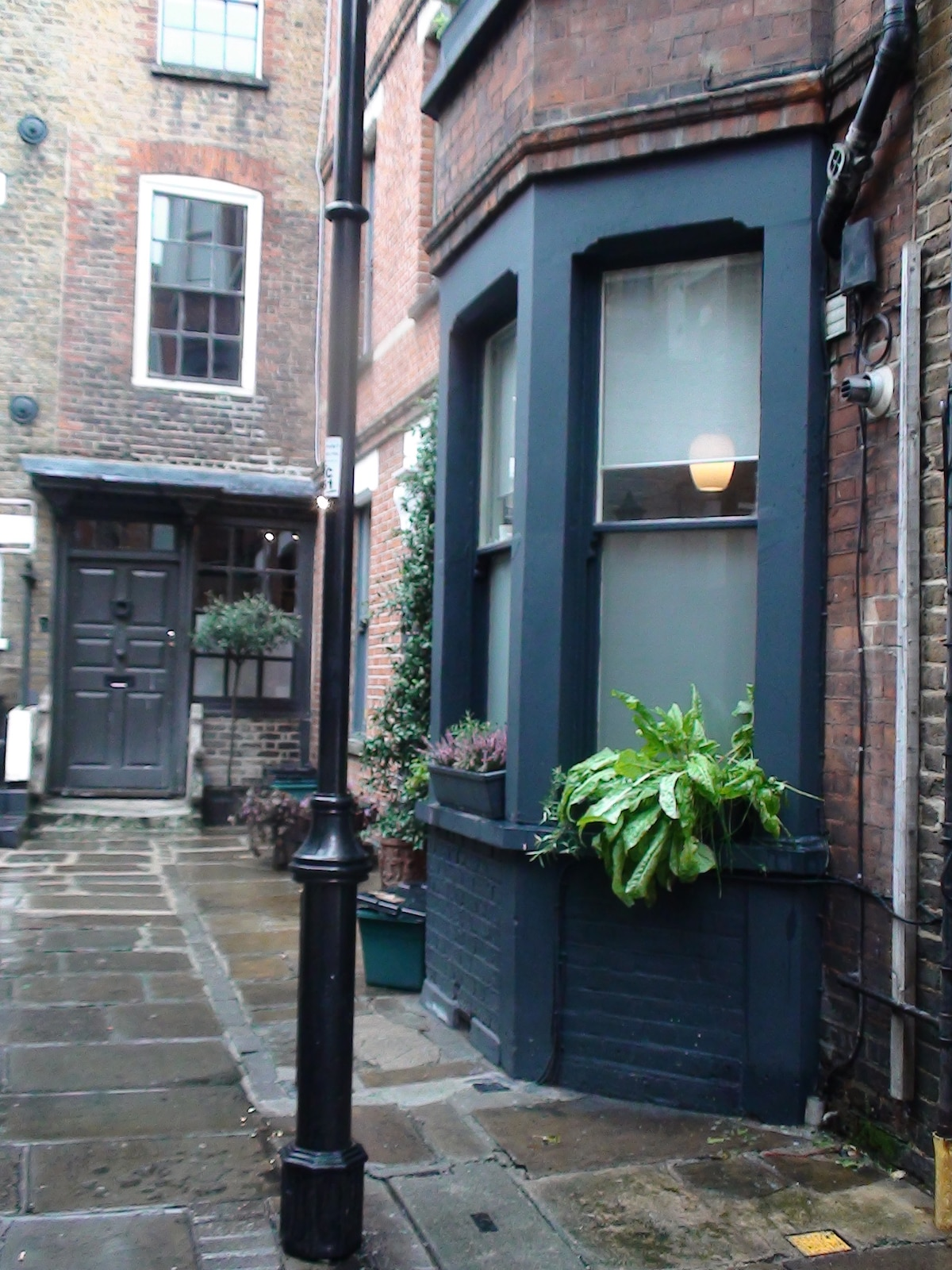 Charles Dickens stayed in the house on the corner...parts of it date back to the 1500's