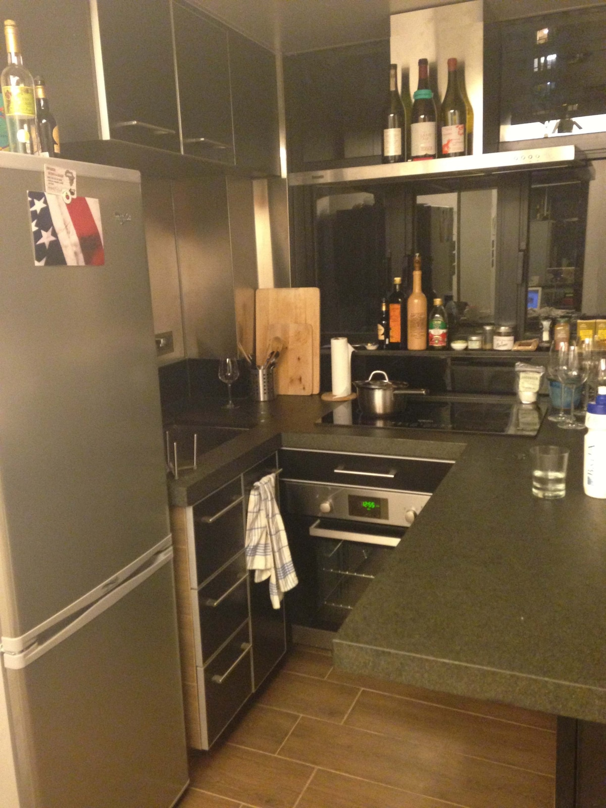 Flat for rent 10 min from Central