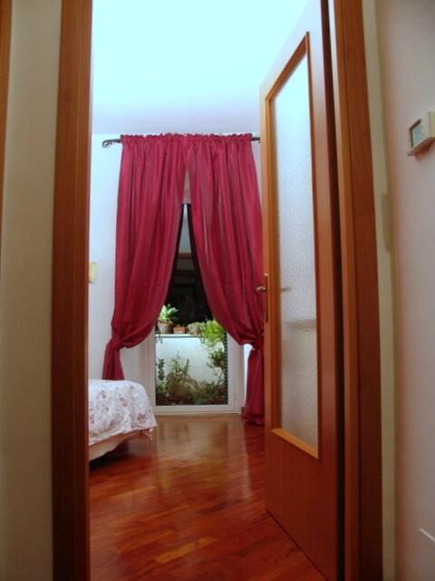 La finestra sul balcone