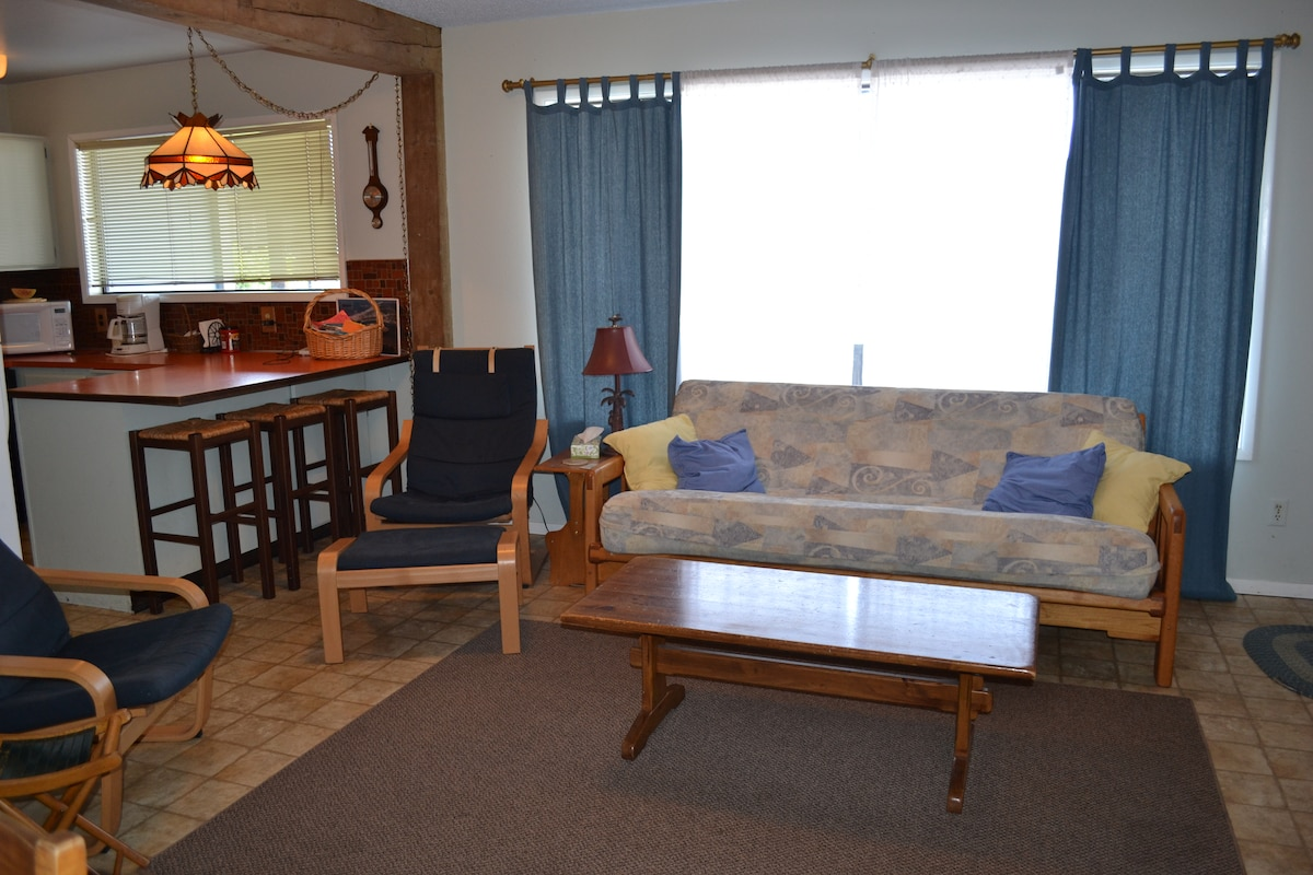 Ocean-view, Pet-friendly Duplex