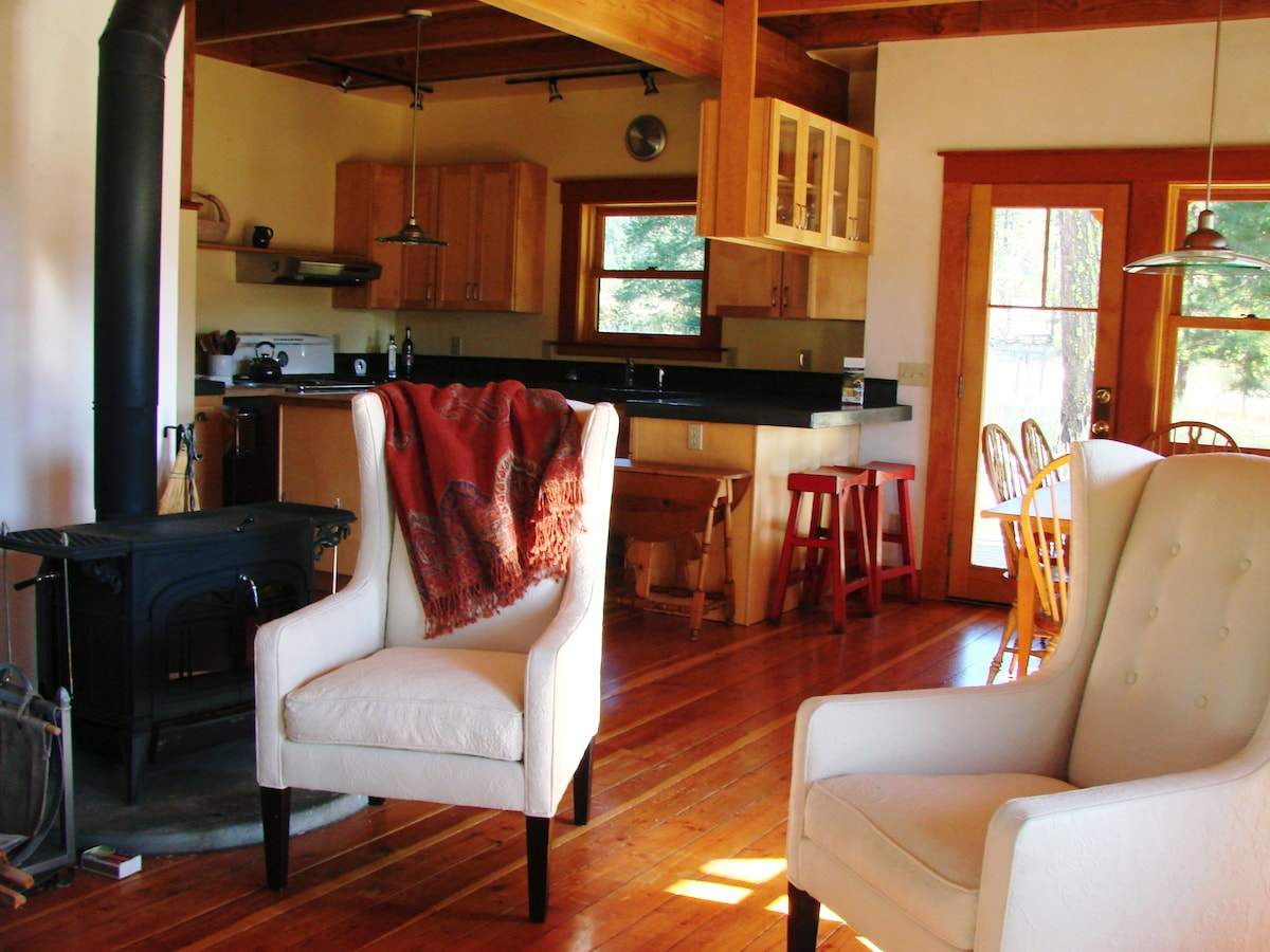 Meadow House at Willow-Witt Ranch