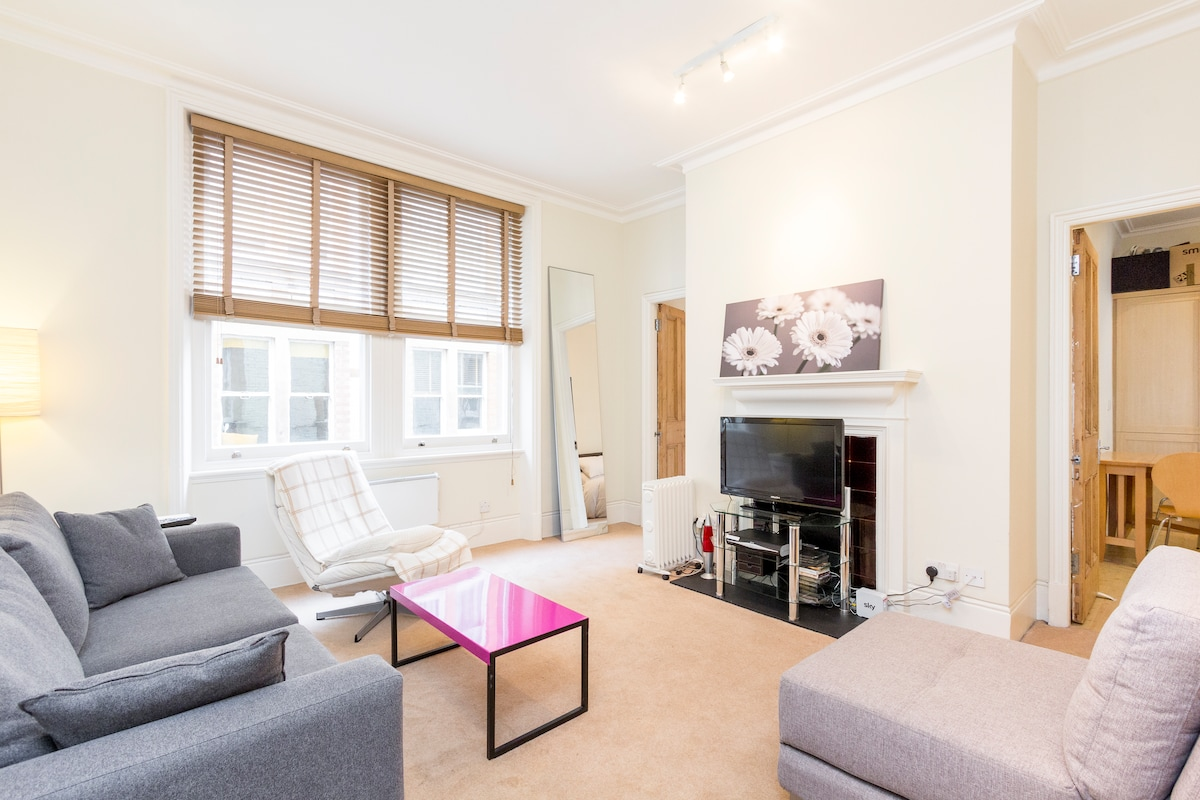 Covent Garden Leicester Square apartment