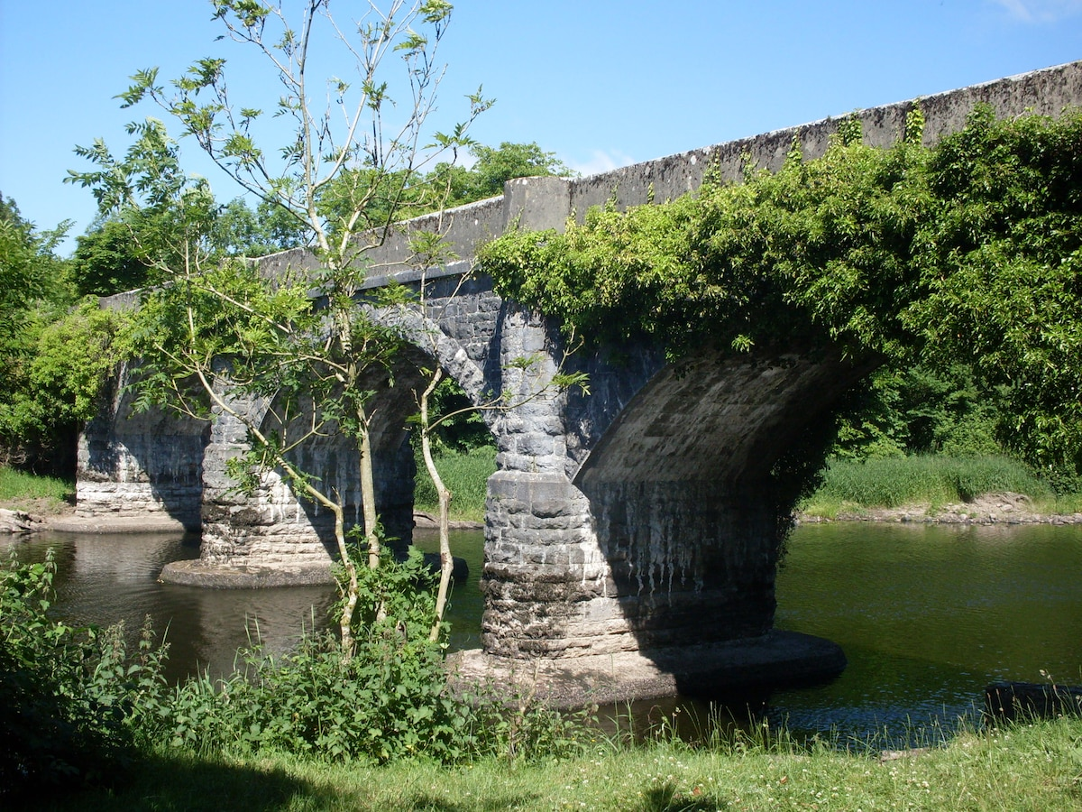 Railway Bridge Belturbet