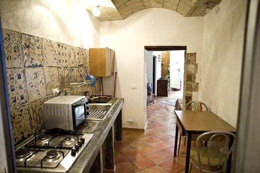 RENT A STUDIO SYRACUSE, SICILY