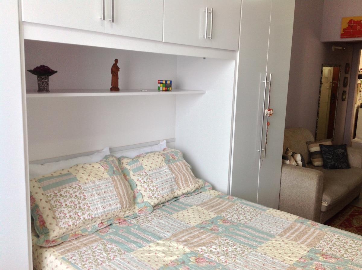 Cama de Casal (Double bed)