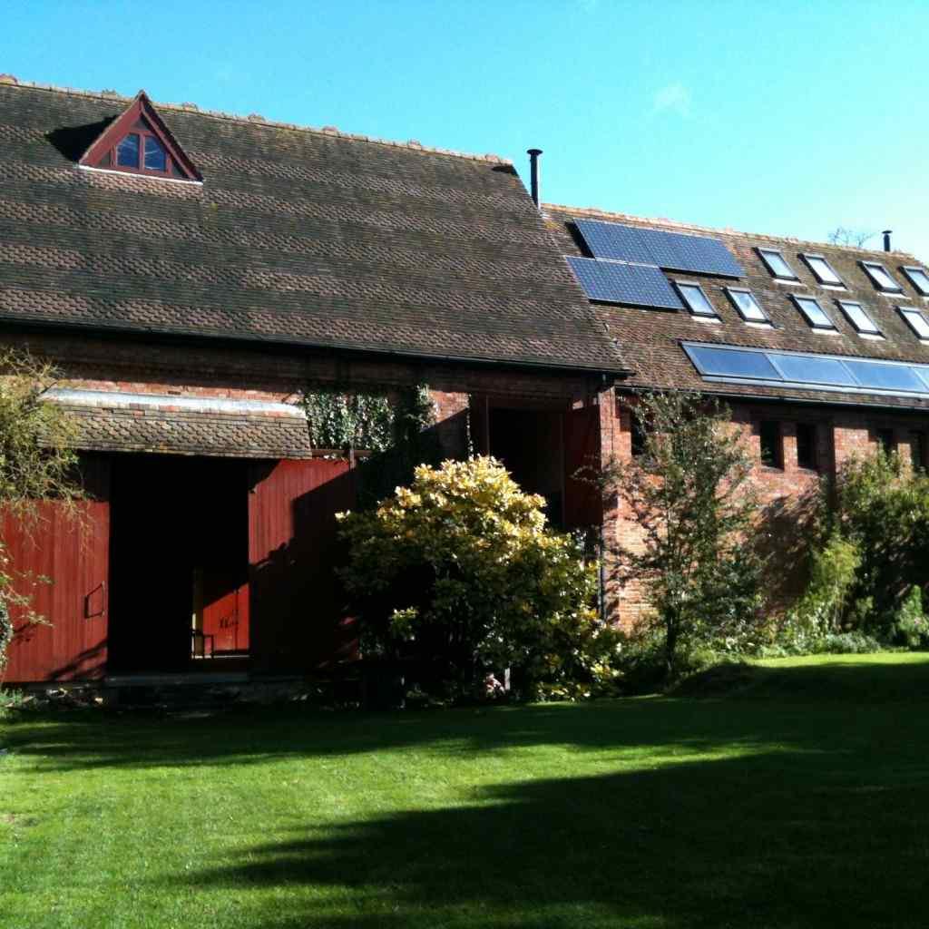 Shepherd's Barn- The Quadrangle