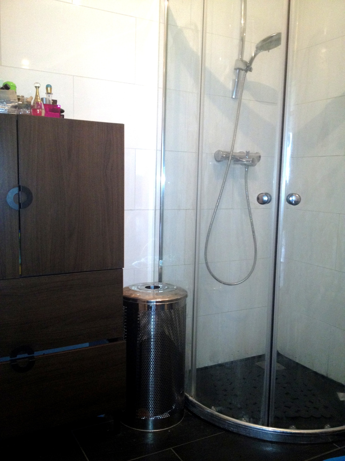 The Bathroom - shower