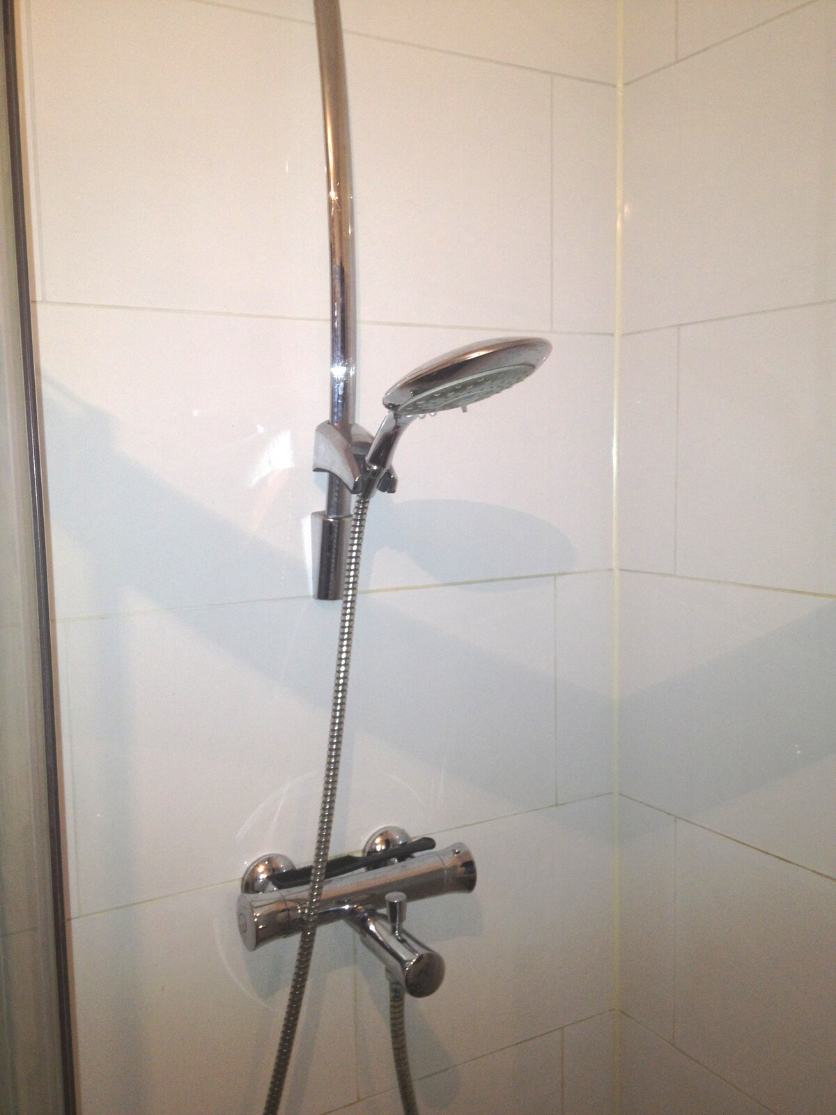 The Bathroom - shower 2
