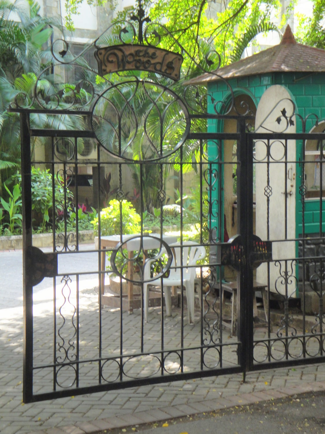 The Apartment is in a gated Society with security