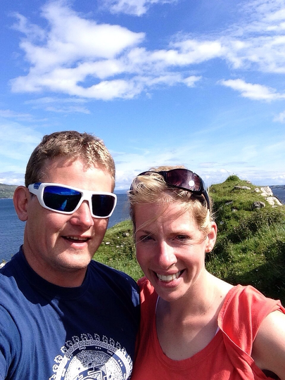 Lucy & Dave from Oban