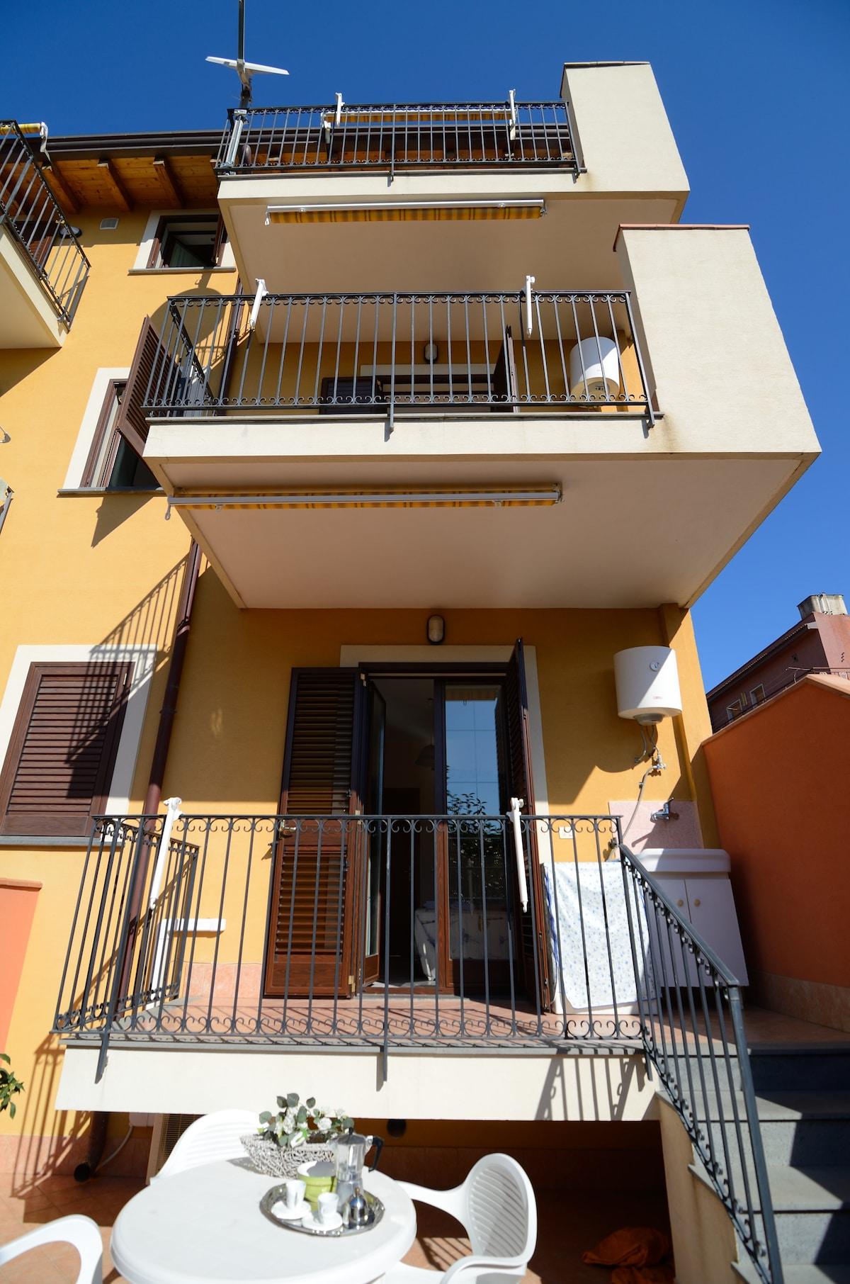 [Taormina] apartment first floor
