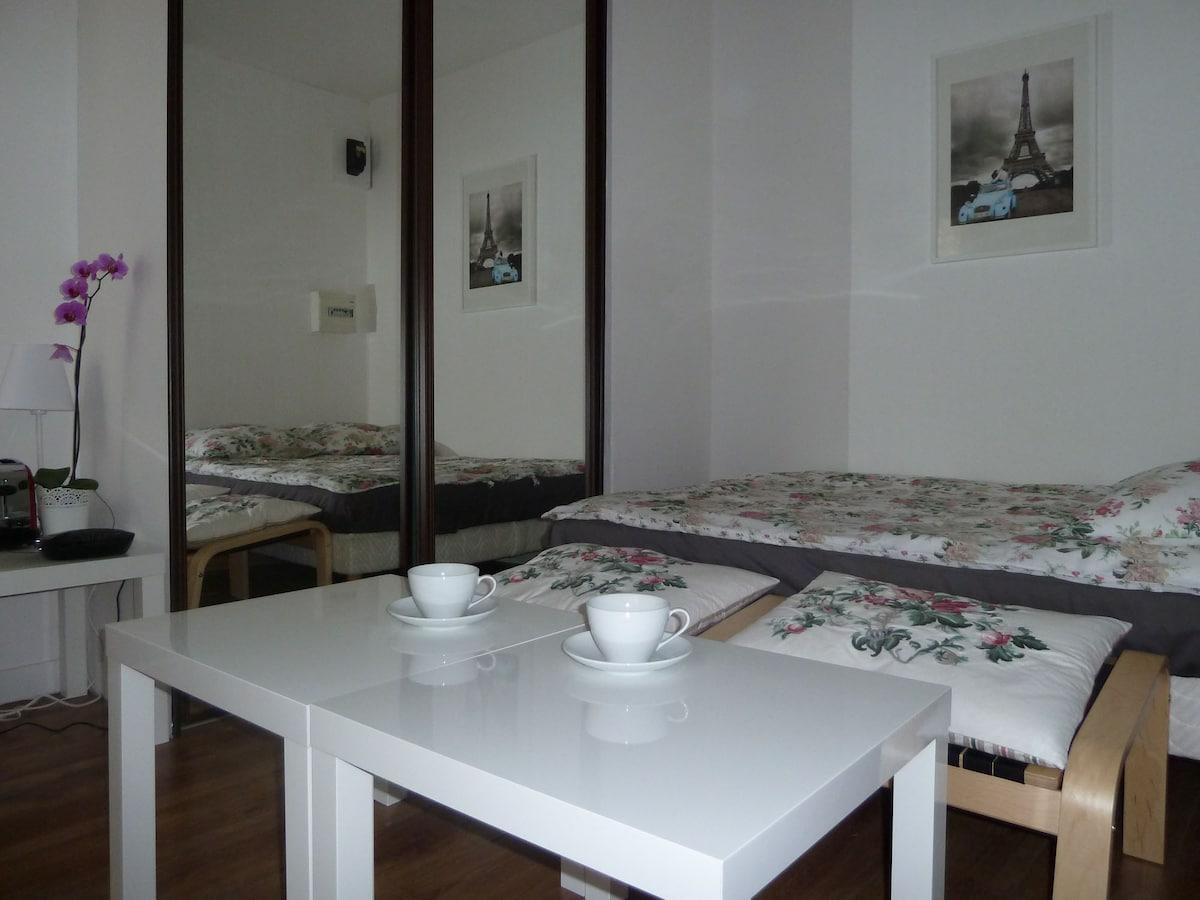 Pièce principale / Main room