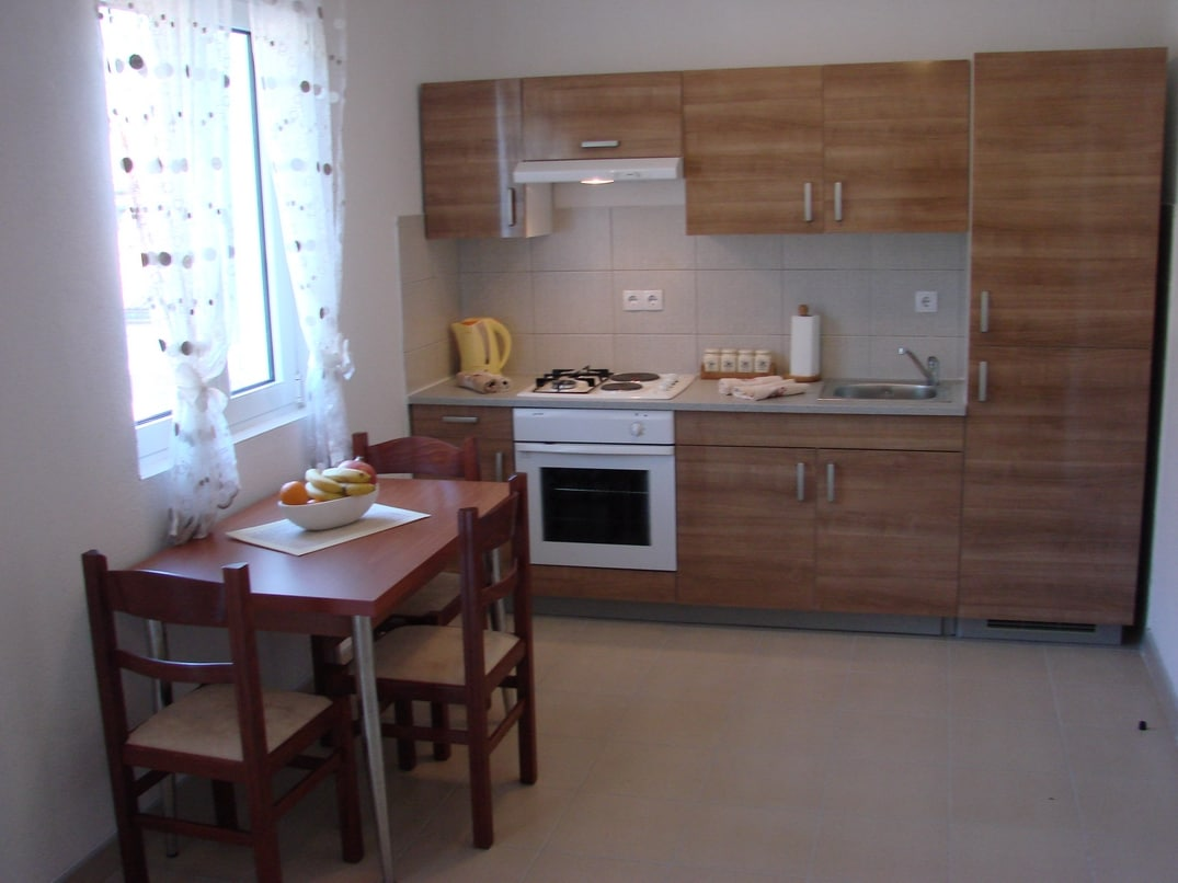 Dinning with kitchen