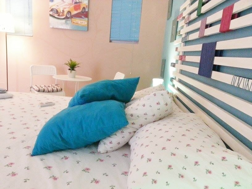 SPACCANAPOLI COSY DOUBLE ROOM