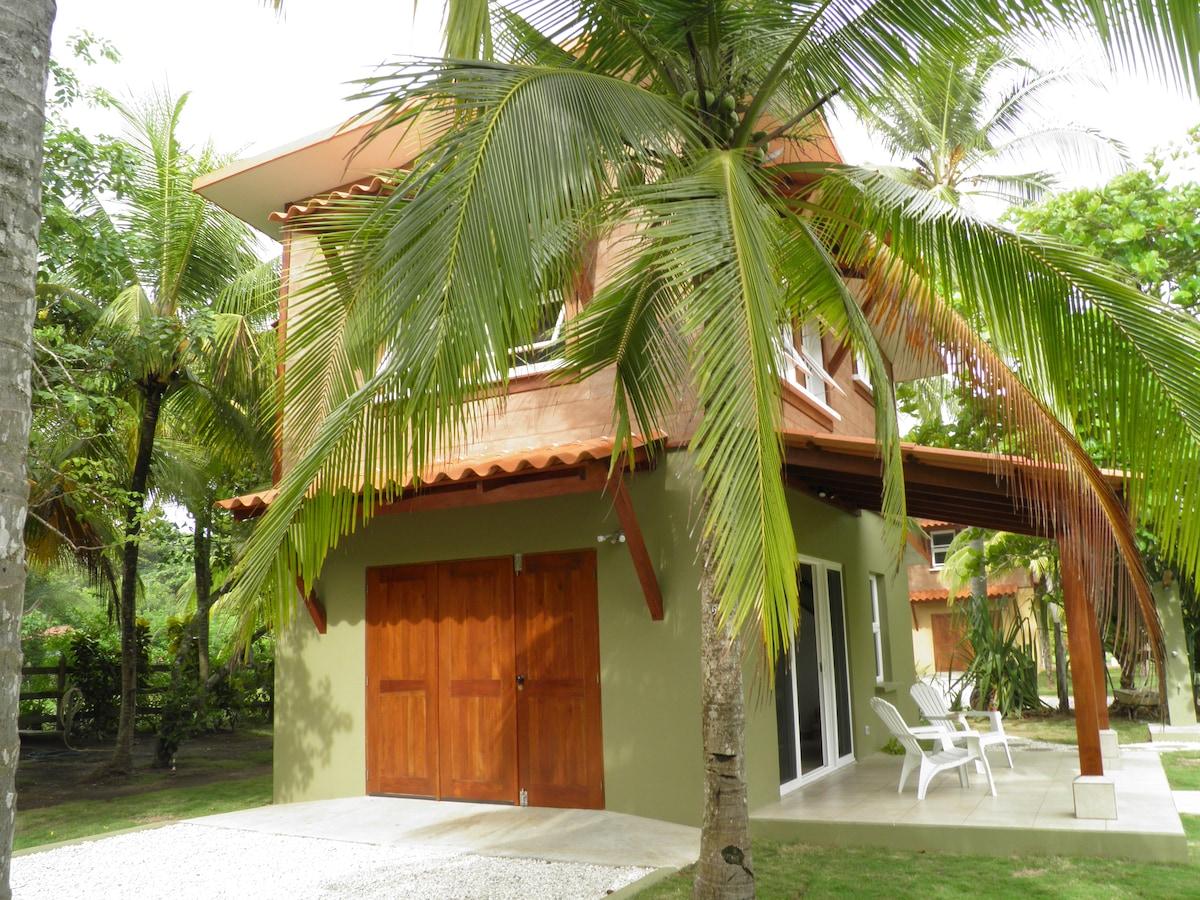 Enjoy undiscovered Playa San Miguel