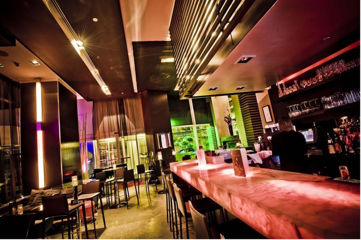 Martini and Piano Bar | Enjoy a drink | Socialize