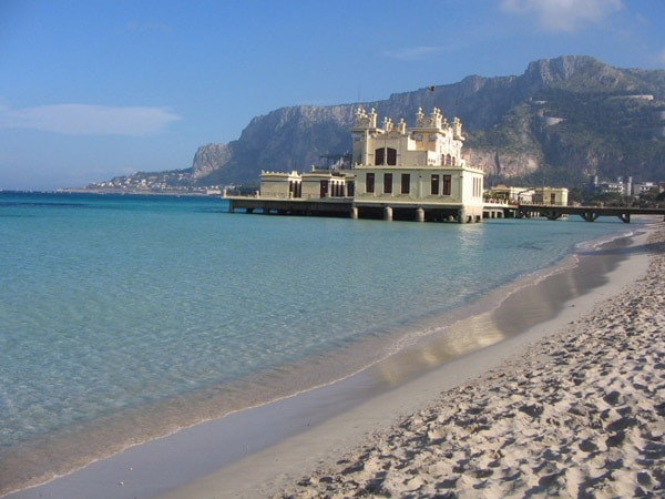 Holiday in an apartment in Palermo
