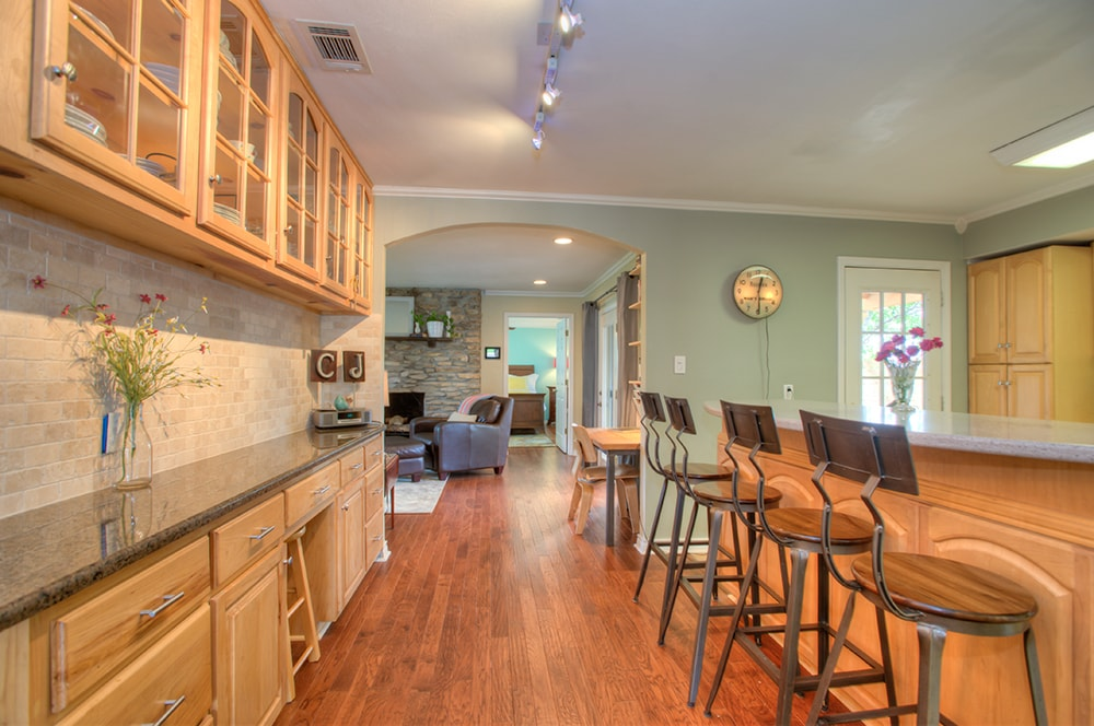 4bd/2ba Central Austin Retreat