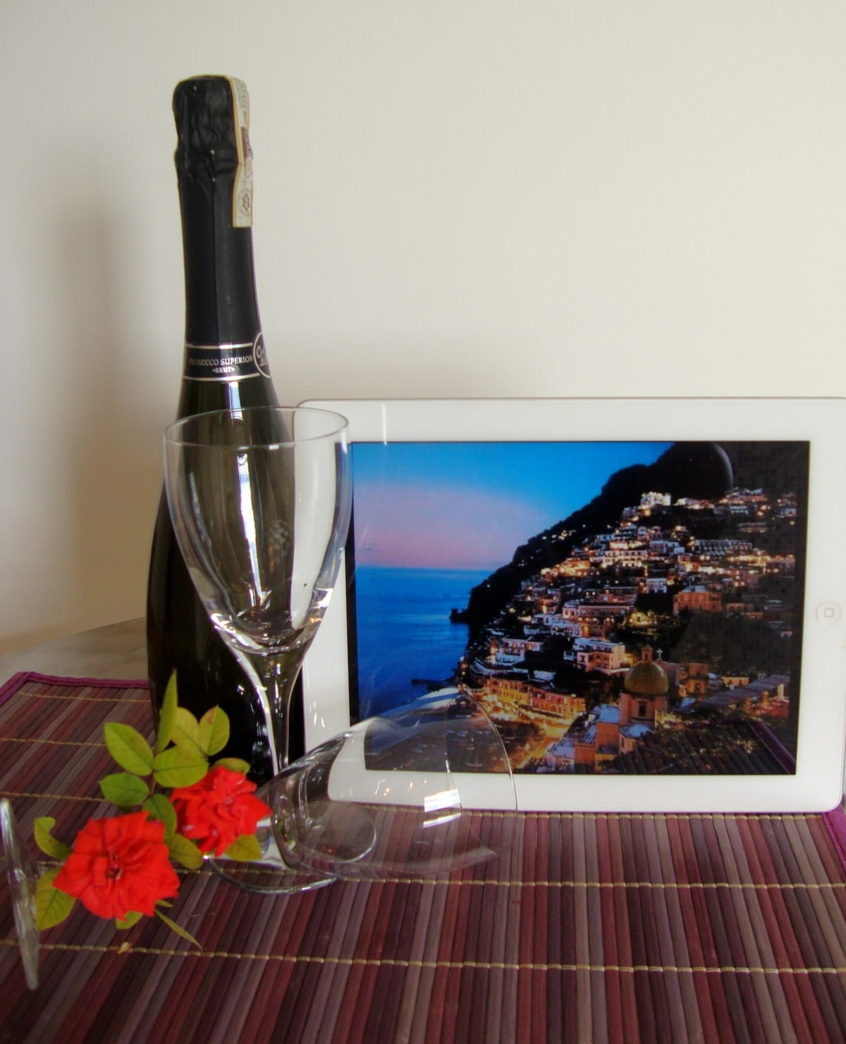 Welcome to Positano !